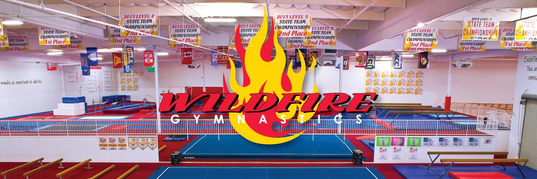 home wildfire gymnastics
